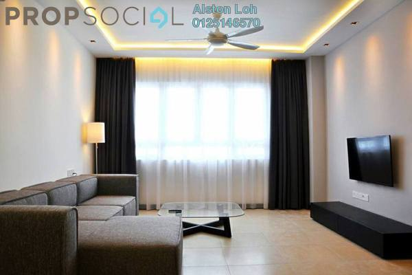 For Rent Condominium at Pearl Regency, Gelugor Freehold Fully Furnished 3R/2B 2.6k