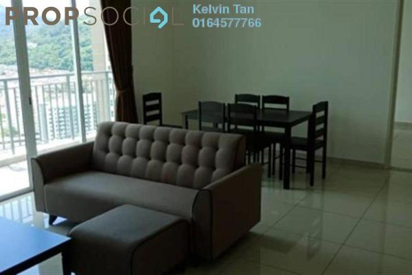 For Rent Condominium at Imperial Residences, Sungai Ara Freehold Fully Furnished 3R/2B 1.6k