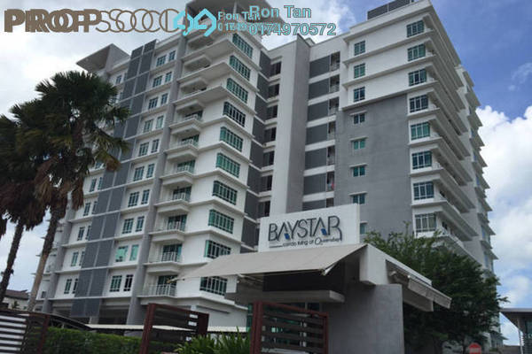 For Sale Condominium at BayStar, Bayan Indah Freehold Fully Furnished 4R/4B 1.65m