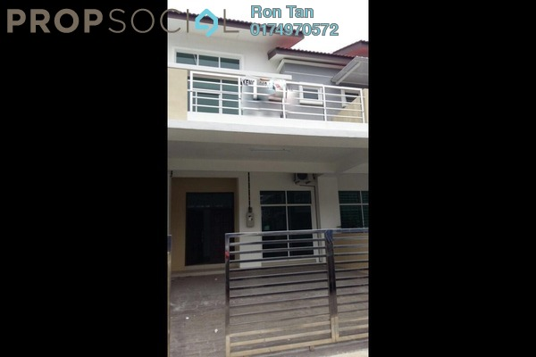 For Sale Terrace at Prestige III, Balik Pulau Freehold Unfurnished 4R/3B 630k