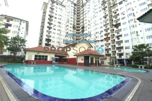 For Sale Duplex at Sri Suajaya, Sentul Freehold Semi Furnished 4R/2B 420k