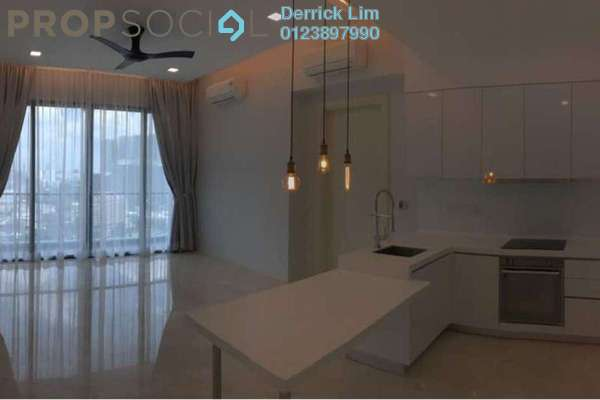 For Rent Condominium at Vogue Suites One @ KL Eco City, Mid Valley City Freehold Fully Furnished 1R/0B 2.5k