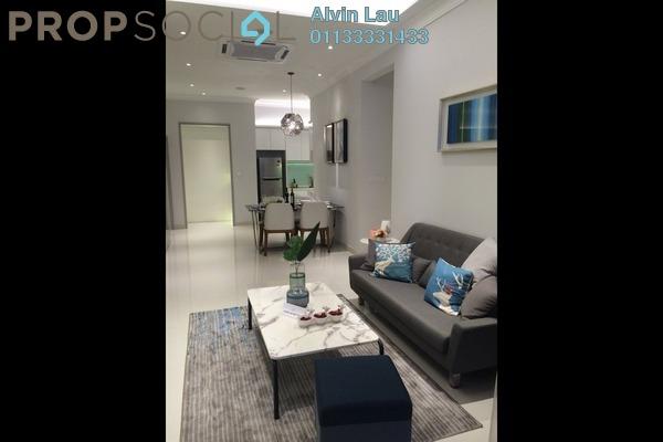 For Sale Condominium at Sentul Apartment, Sentul Freehold Unfurnished 3R/2B 300k