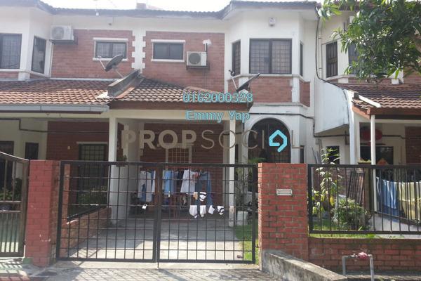 For Sale Terrace at SL10, Bandar Sungai Long Freehold Unfurnished 4R/3B 460k