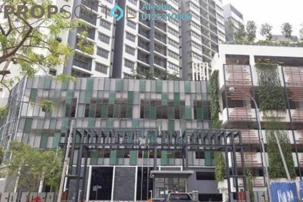 For Sale Apartment at Suria Residence, Bukit Jelutong Freehold Unfurnished 0R/0B 347k