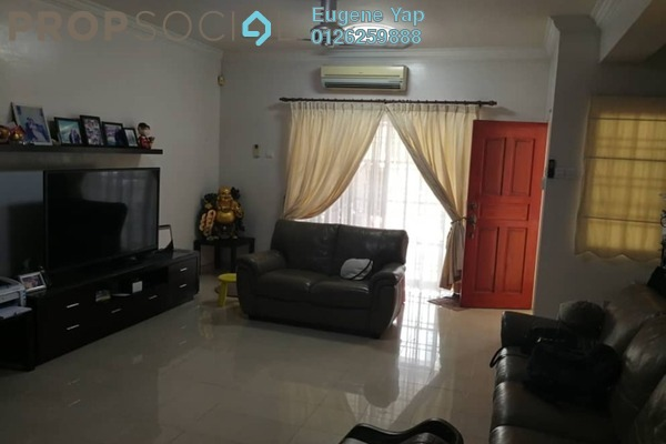 For Sale Link at Taman Wangsa Aman, Kepong Freehold Unfurnished 4R/3B 888k