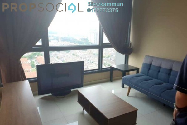 For Rent Condominium at Amanjaya, Sungai Petani Freehold Fully Furnished 2R/2B 1.8k