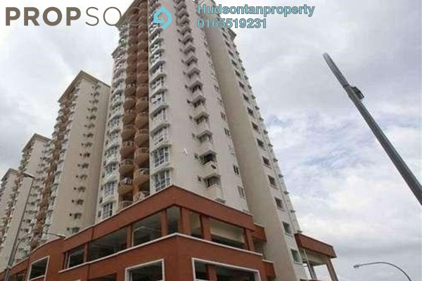 For Sale Condominium at Wangsa Metroview, Wangsa Maju Freehold Semi Furnished 3R/2B 420k