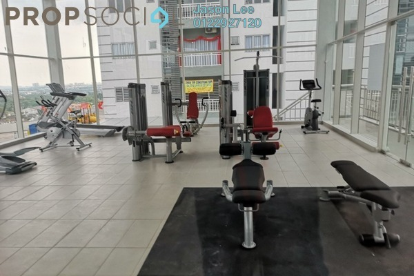For Sale Condominium at Permata Residence, Bandar Sungai Long Freehold Unfurnished 3R/2B 480k