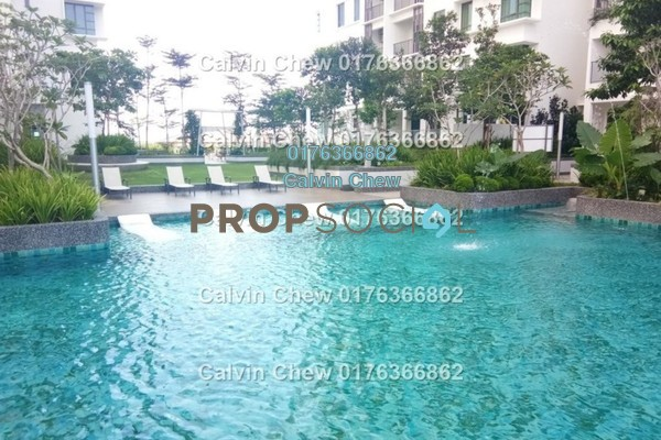 For Sale Condominium at Ideal Vision Park, Sungai Ara Freehold Unfurnished 3R/3B 486k