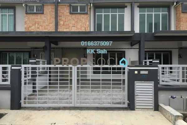 For Sale Link at Taman Pelangi Semenyih 2, Semenyih Freehold Unfurnished 4R/3B 450k