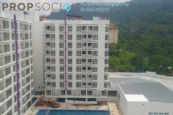 For Sale Condominium at Radius Residence, Selayang Heights Freehold Semi Furnished 3R/2B 299k