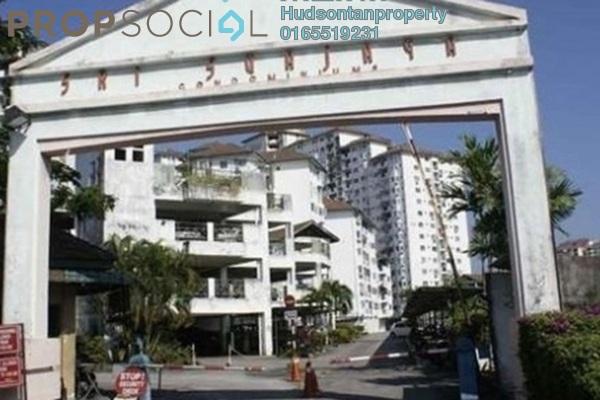 For Sale Condominium at Sri Suajaya, Sentul Freehold Semi Furnished 3R/2B 290k