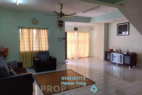 For Rent Terrace at Taman Subang Murni, Subang Freehold Fully Furnished 4R/3B 1.6k