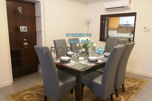 For Rent Condominium at Sri Tiara, Seputeh Freehold Semi Furnished 3R/3B 4.5k