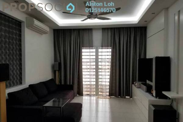For Sale Condominium at Palm Palladium, Gelugor Freehold Fully Furnished 4R/2B 749k