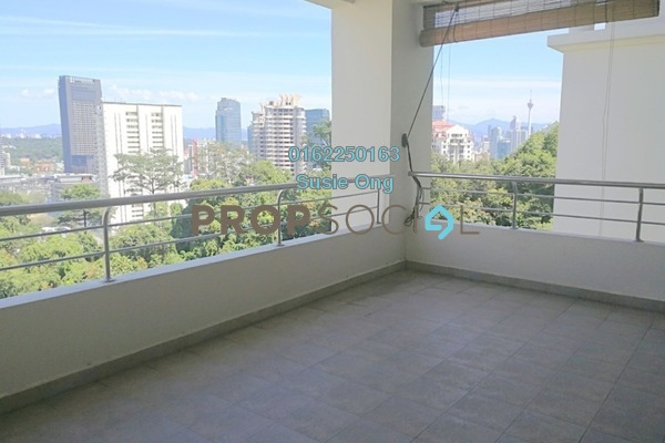 For Rent Condominium at Sri Langit, Seputeh Freehold Semi Furnished 3R/5B 7k