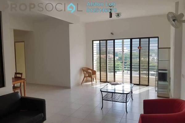 For Sale Condominium at Palm Palladium, Gelugor Freehold Semi Furnished 3R/2B 617k
