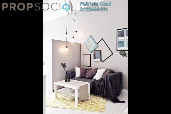 For Rent Condominium at Neo Damansara, Damansara Perdana Freehold Fully Furnished 0R/1B 1.65k