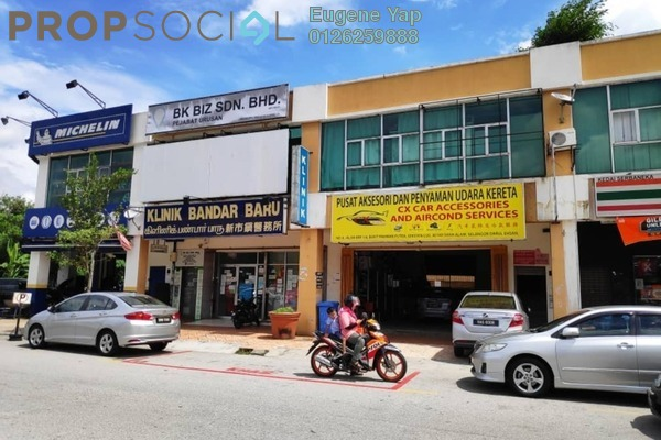 For Sale Shop at BRP 1, Bukit Rahman Putra Freehold Unfurnished 0R/0B 700k