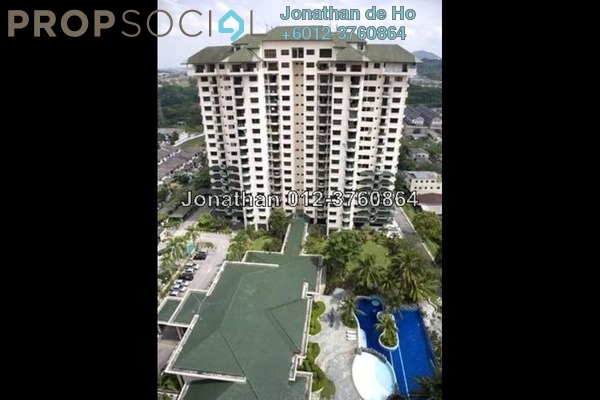 For Rent Condominium at Mutiara Oriental, Tropicana Freehold Fully Furnished 3R/2B 2.2k