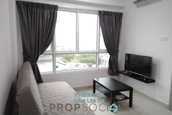For Rent Condominium at Tropicana Bay Residences, Bayan Indah Freehold Fully Furnished 1R/2B 1.5k