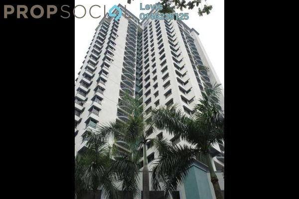 For Rent Condominium at Menara Bukit Ceylon, Bukit Ceylon Freehold Fully Furnished 3R/2B 3.4k