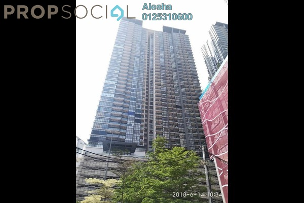 For Sale Condominium at The Elements, Ampang Hilir Freehold Unfurnished 0R/0B 735k