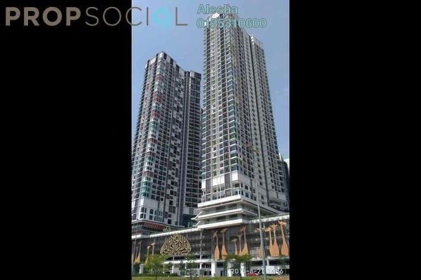 For Sale Apartment at Section 7, Shah Alam Freehold Unfurnished 0R/0B 450k
