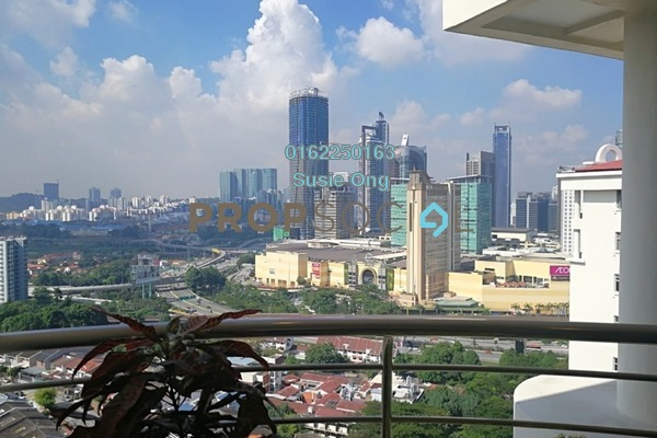 For Sale Condominium at Sri Langit, Seputeh Freehold Fully Furnished 4R/5B 2.2m