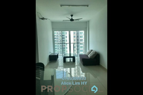 For Rent Condominium at Tropicana Bay Residences, Bayan Indah Freehold Fully Furnished 2R/2B 1.5k