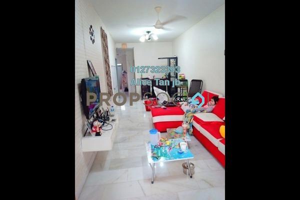 For Sale Terrace at Taman Damai Jaya, Skudai Freehold Semi Furnished 4R/2B 438k