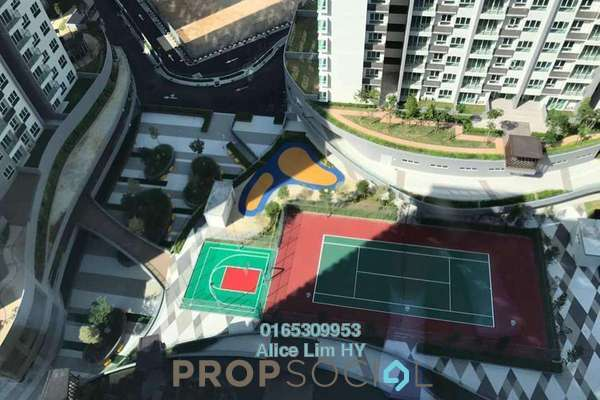 For Sale Condominium at Tropicana Bay Residences, Bayan Indah Freehold Unfurnished 3R/2B 600k