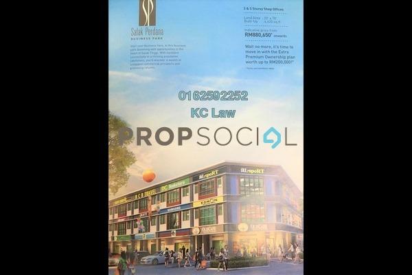 For Sale Shop at Taman Kenanga, Sepang Freehold Unfurnished 0R/0B 800k