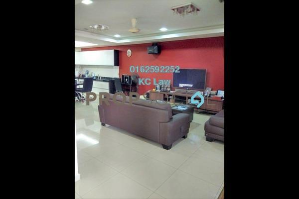 For Sale Link at Garden Park Homes, Cahaya SPK Freehold Semi Furnished 5R/3B 820k