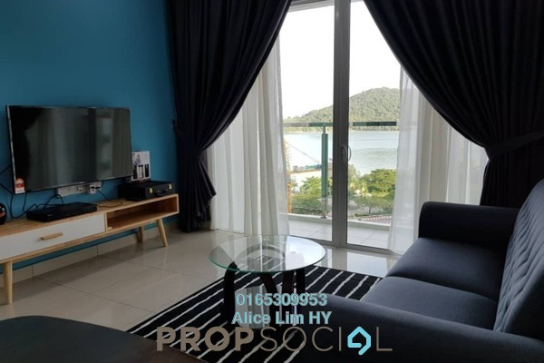 For Sale Condominium at Tropicana Bay Residences, Bayan Indah Freehold Fully Furnished 3R/2B 880k