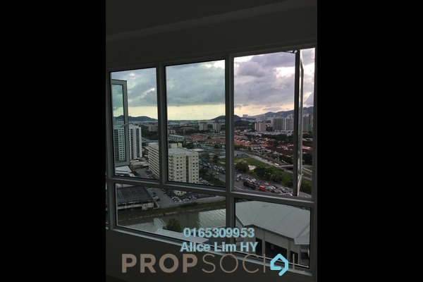 For Sale Condominium at Tropicana Bay Residences, Bayan Indah Freehold Unfurnished 2R/2B 550k