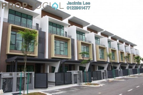 For Sale Superlink at Phase 3E, Taman Putra Prima Freehold Unfurnished 7R/7B 1.13m