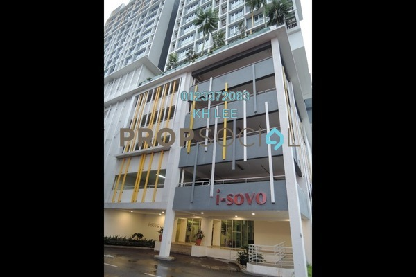 For Rent Office at i-City, Shah Alam Freehold Semi Furnished 0R/0B 1.5k