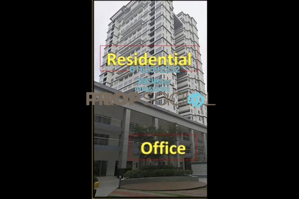 For Sale Office at IOI Business Park, Bandar Puchong Jaya Freehold Unfurnished 0R/0B 960k