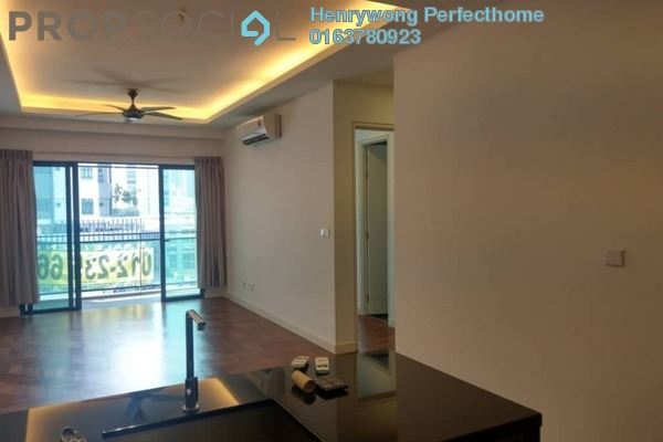 For Sale Condominium at Residency V, Old Klang Road Freehold Semi Furnished 2R/2B 500k