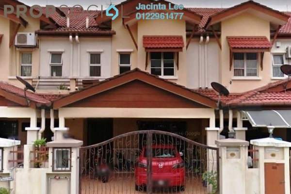 For Sale Terrace at Jasmin, Denai Alam Freehold Semi Furnished 4R/3B 572k