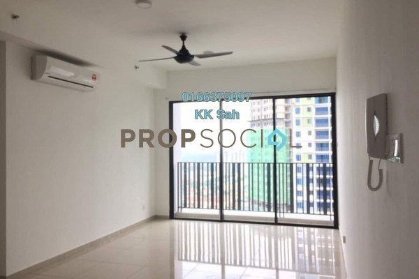 For Sale SoHo/Studio at i-City, Shah Alam Freehold Semi Furnished 1R/1B 318k