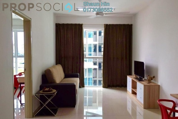For Rent Condominium at Jazz Residences @ Pacific Place, Ara Damansara Freehold Fully Furnished 3R/2B 2.1k