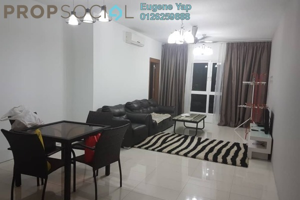 For Rent Serviced Residence at Titiwangsa Sentral, Titiwangsa Freehold Fully Furnished 3R/2B 2.9k