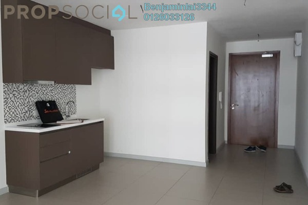 For Rent Serviced Residence at Biji Living, Petaling Jaya Freehold Semi Furnished 1R/1B 1.4k