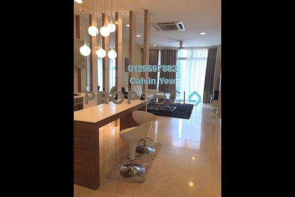 For Rent Condominium at Idaman Residence, KLCC Freehold Fully Furnished 2R/2B 4.8k