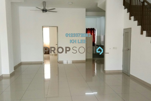 For Rent Terrace at Setia Indah, Setia Alam Freehold Unfurnished 4R/4B 1.4k