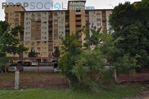 For Sale Apartment at Intana Ria, Kajang Leasehold Unfurnished 0R/0B 250k