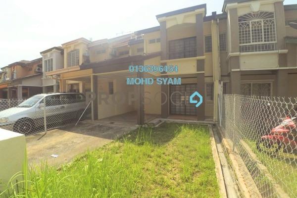 For Sale Terrace at Suadamai, Bandar Tun Hussein Onn Freehold Unfurnished 4R/3B 650k